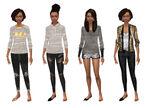 Les Sims 4 Concept Emily Zeinner 14