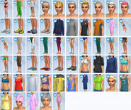 Sims 4 Spa Day Items 1
