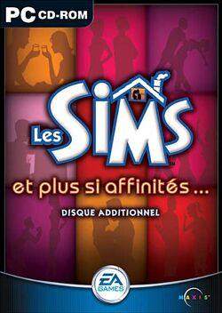 Jaquette Les Sims et plus si affinités.jpg
