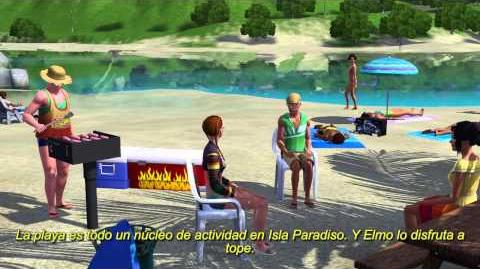 Los Sims 3 - Aventura en la Isla - La historia de Graham Nardone