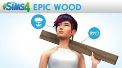 The Sims 4 Epic Wood - Weirder Stories Official Trailer