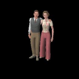Famille Lethébain