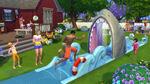 Les Sims 4 - En plein air 01