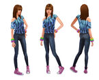 Les Sims 4 Concept Kenneth Toney 4