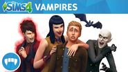 The Sims 4 Vampires Official Trailer