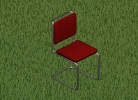 List of seating (The Sims)