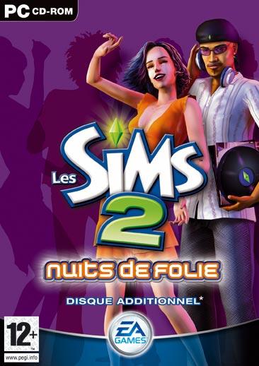Les Sims 2: Nuits de Folie