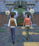 Sims4 Aventura en la Selva 10
