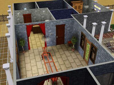 Casa Fantoche para el proyecto de Luis Simspedia 2