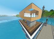 Nuestra Primera Casa Flotante