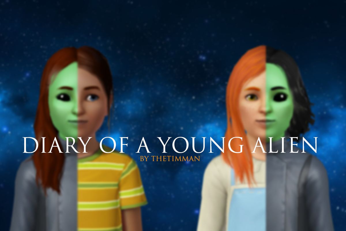 Diary of a Young Alien