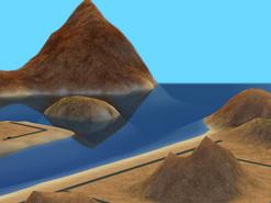 Мун Айлендс (пустыня)