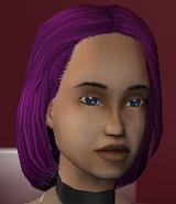 Custom purple