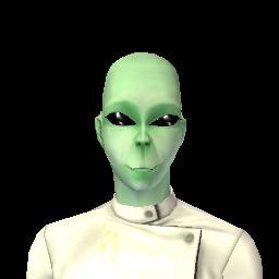 Extraterrestre Pollinisateur