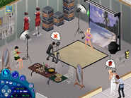 The Sims Superstar Screenshot 07