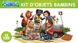 Les Sims 4 Kit d'objets Bambins bande-annonce officielle