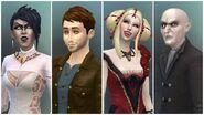 Los Sims 4- Vampiros