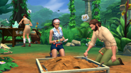 Sims4 Aventura en la Selva 5