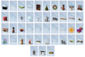 Sims4 Felices Fiestas Objetos