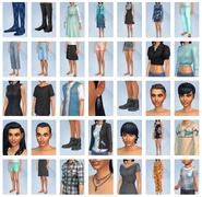 Sims 4 Interiorismo CAS 1