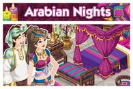 Sims Social - Promo Picture - Arabian Nights