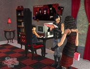The Sims 2 Teen Style Stuff Screenshot 01