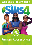 De Sims 4 Fitness Accessoires Cover