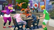 Les Sims 4 Mise à jour Carrières 5