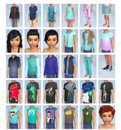 Sims4 Cuarto de Niños CAS