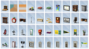 Sims4 Dias de Universidad Objetos4