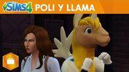 Los Sims 4 ¡A Trabajar! - Poli y Llama