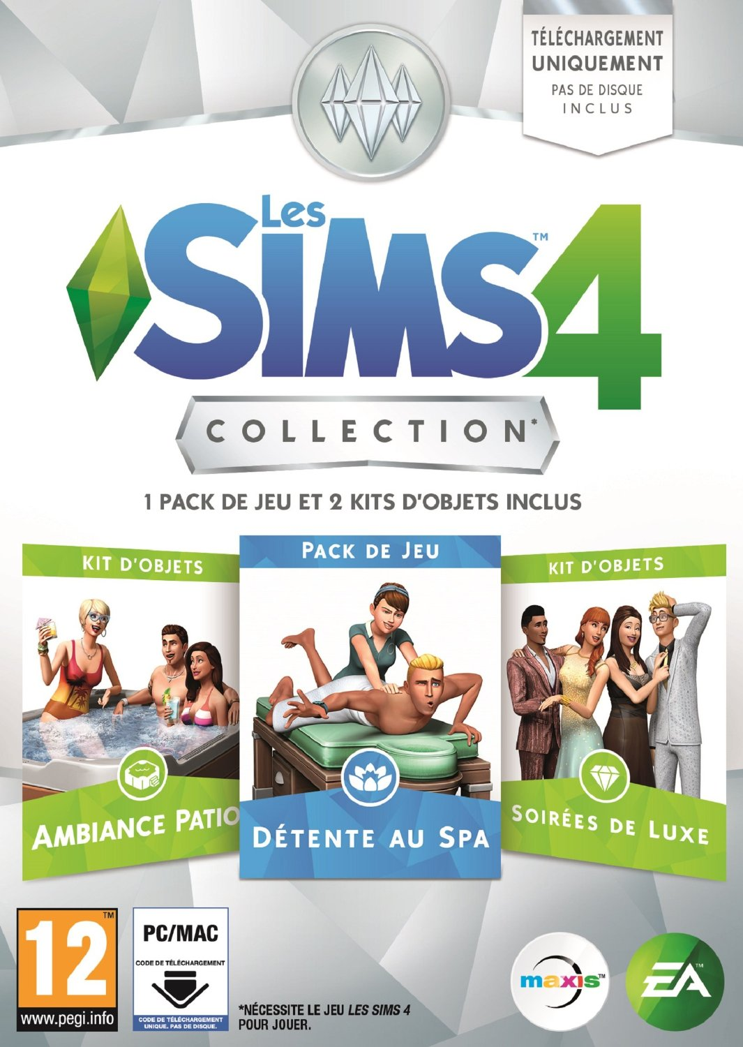 Les Sims 4 Collection 1