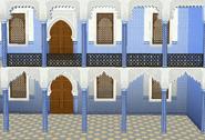 Sims 4 Oasis en el Patio detalle 1
