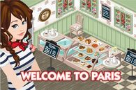 Sims Social - Promo Picture - Paris Week - Welcome to Paris