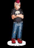 The Sims Social Render 08