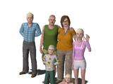 Bunch familie