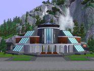 Hidden Springs spa