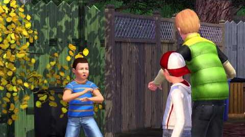 The Sims 3 Питомцы Трейлер