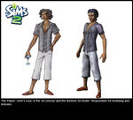 Les Sims 2 Console Concept Roman Pangilinan 2