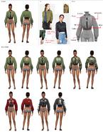 Sims 4 Rumbo a la Fama Arte Conceptual 3