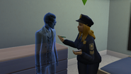 13. Jackie Interviews A Ghost