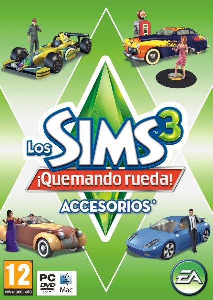 Los Sims 3: ¡Quemando rueda! - Accesorios