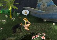 Les Sims 2 Naufragés 1