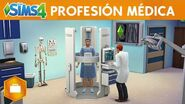 Los Sims 4 ¡A Trabajar! Doctor - Trailer Gameplay Oficial