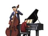 Игра на музыкальном инструменте (The Sims 3)