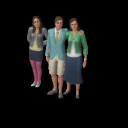 Семья ДеЛюка