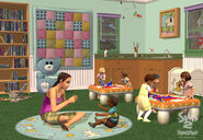 The Sims 2 FreeTime Screenshot 08