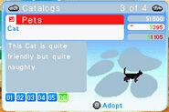 The Sims 2 Pets GBA Screenshot 05