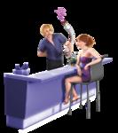 Les Sims 3 Accès VIP Render 2