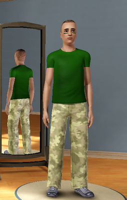 Tanque Reclutas versión de Luis Simspedia